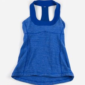 Lululemon Womens Athletic supported bra tank top 4